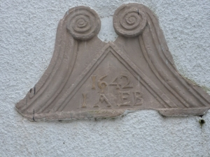 Marriage Lintel